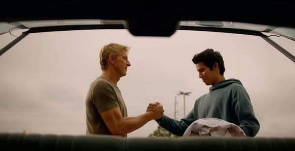"Cobra Kai: Johnny Has No Time for ""Wax On, Wax Off"" in New Teaser"