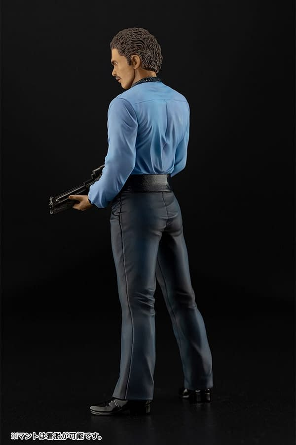 Star Wars Lando Calrissian Smuggles His Way Into Kotobukiya