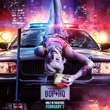 """5 New Posters and Promo Art for """"Birds of Prey"""""""