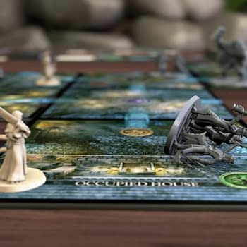 Bloodborne: The Board Game Drops a Gameplay Trailer