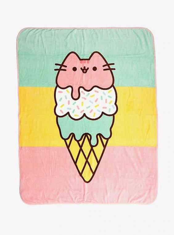 plushie blanket