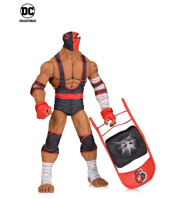 DC Collectibles DC Lucha Libre Figures 4