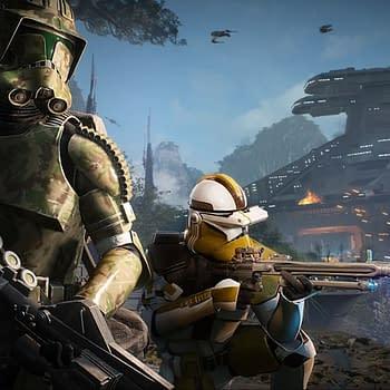 Star Wars Battlefront ii Elite Clone