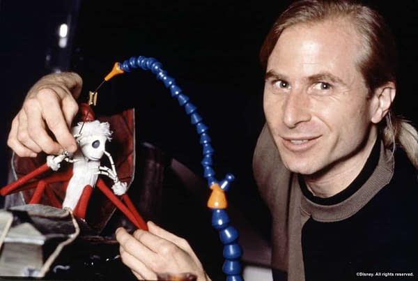 Henry Selick Talks 'The Nightmare Before Christmas' 25 Years Later