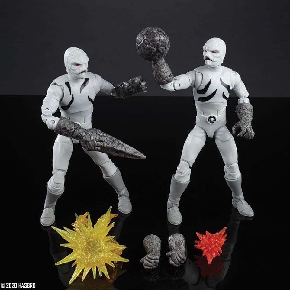 Power Rangers Lightning Collection Mighty Morphin Putty Patrollers 2-Pack (Hasbro Pulse Exclusive)Power Rangers Lightning Collection Mighty Morphin Putty Patrollers 2-Pack (Hasbro Pulse Exclusive)