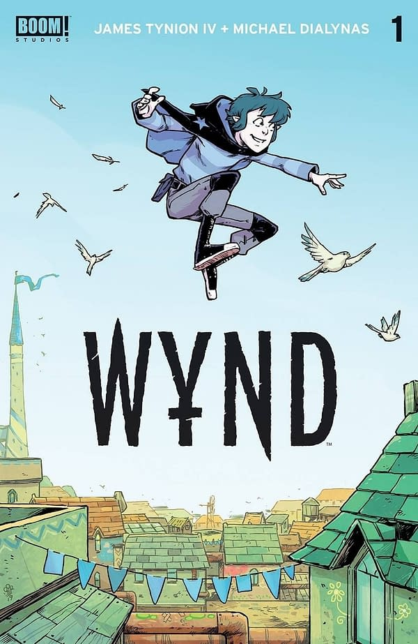 Wynd #1 Main Cover