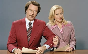 "Anchorman 2 Plot Teases, And A ""Tentative"" Return For Christina Applegate"