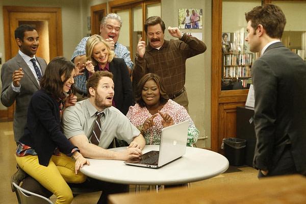 L'équipe de Parks and Recreation a encore une autre idée douloureusement excellente, gracieuseté de NBCUniversal.