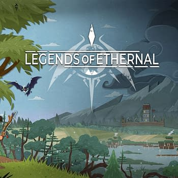 Natsume Reveals New Story Details For Legends Of Ethernal