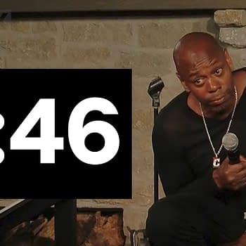 8:46 - Dave Chappelle (Image: Netflix)