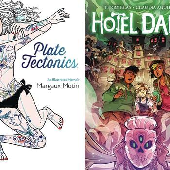 Boom to Make New Original Graphic Novels Returnable