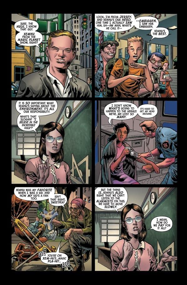 Immortal Hulk #32 [Preview]