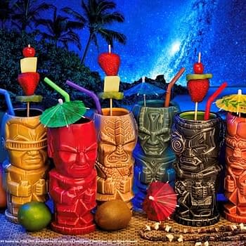 Star Trek: The Next Generation Gets The Tiki Mug Treatment From Geeki Tikis And ThinkGeek