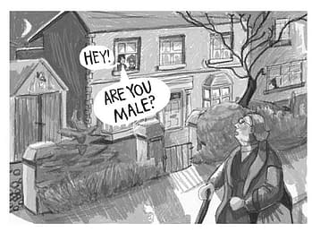 Myriad's First Graphic Novel Competition Shortlist Announced.