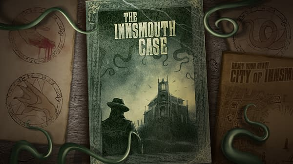 The Innsmouth Case is coming to Steam in late June, courtesy of Assemble Entertainment.