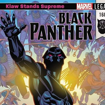 Black Panther #168: The Plot is Becoming Unwieldy