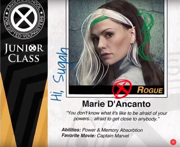 'Dark Phoenix' Year Book Promo Proves No One Knows What They're Doing