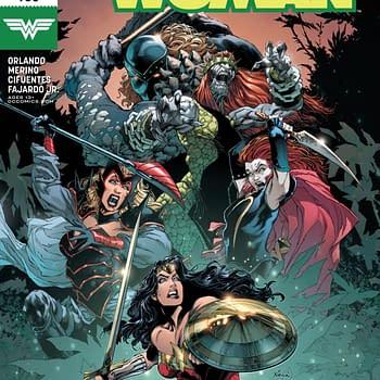 Wonder Woman #756 Main Cover