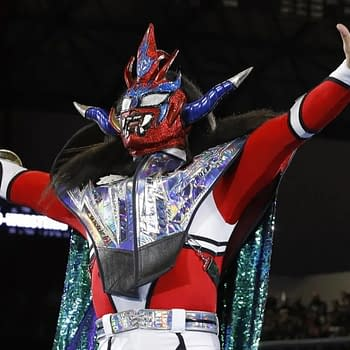 Arby's Pays Tribute To Wrestling Legend Jushin Thunder Liger
