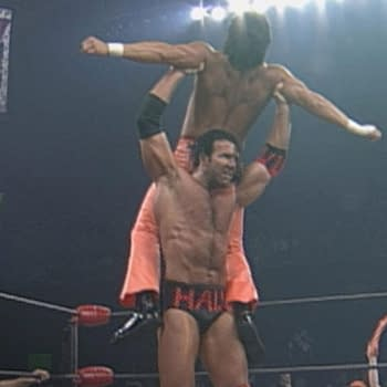 WWE Network: Scott Hall vs. Disco Inferno: WCW Monday Nitro, December 1, 1997