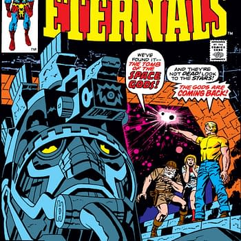 Marvel Studios Hires Writers for Eternals