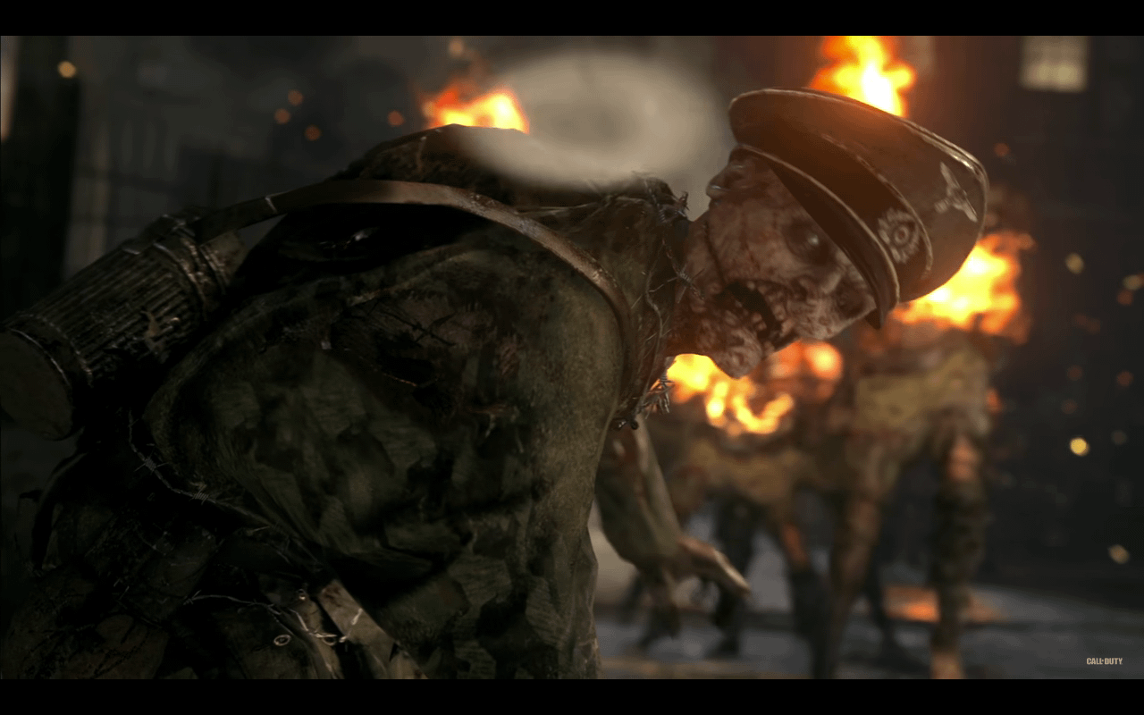 Creators, Cast Discuss New Zombie Mode At 'Call Of Duty: WWII' Panel
