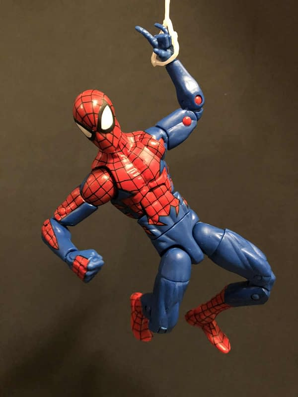 Marvel Legends Spider-Man SPDR Wave 8