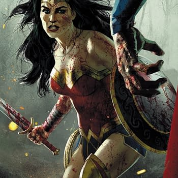 """The Cover to DCeased #5... and a """"Crazy"""" Follow-Up?"""
