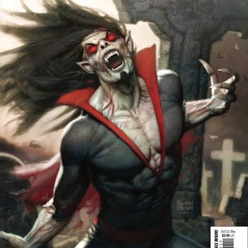Morbius #1 [Preview]