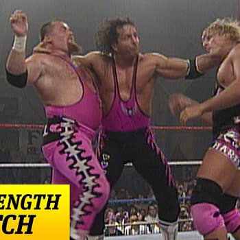 FULL-LENGTH MATCH - Raw - Bret Hart & British Bulldog vs. Owen Hart & Jim Neidhart, courtesy of WWE.