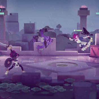 The Arcade Crew Shows Off Young Souls at PAX East 2019
