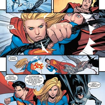 Now Supergirl #36 and Batman/Superman #4 Are Infected With The Same Story