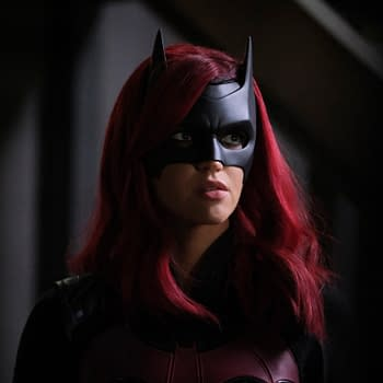 Batwoman -- ÒO, Mouse!Ó -- Image Number: BWN120a_0258r -- Pictured: Ruby Rose as Batwoman -- Photo: Bettina Strauss/The CW -- © 2020 The CW Network, LLC. All rights reserved.