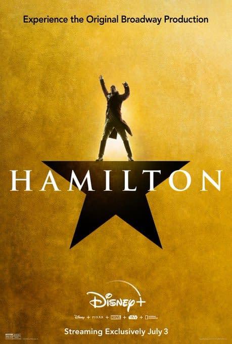 Des affiches de personnages de Hamilton dévoilées à 10 jours seulement