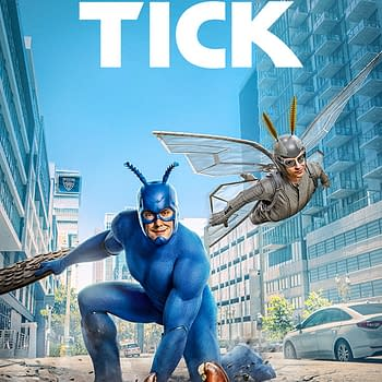 The Tick Season 2: Brendan Hines Valorie Curry Scott Speiser Talk Superian Dot and Overkill [INTERVIEW]