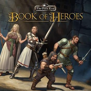 Book of Heroes Main Artwork
