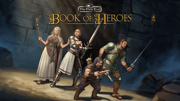 The Dark Eye: Book Of Heroes will release on June 9th, courtesy of Wild River Games.
