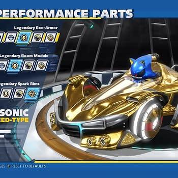 SEGA Reveals New Team Sonic Racing Video and Pics at SXSW