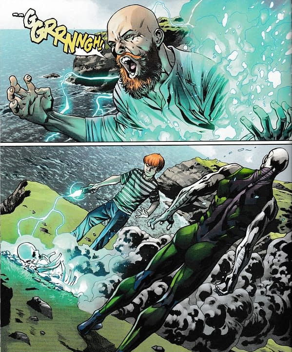 Year Of The Villain: Lex Luthor #1 Creates Its Own Rick And Morty