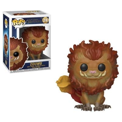 Funko Fantastic Beasts Zouwu Pop