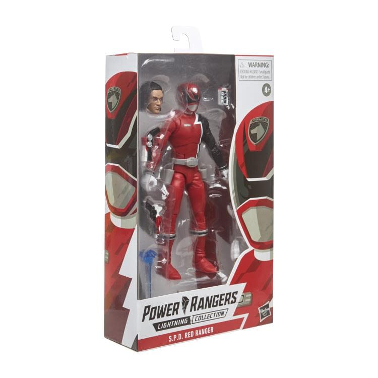 New Wave of Power Rangers Figures Announced by Hasbro
