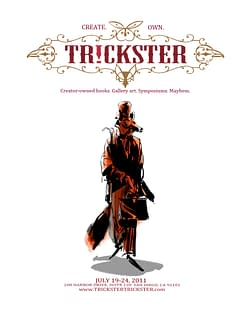 Tr!ckster, The Creator Owned Comic Bar For San Diego Comic Con