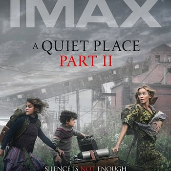 A Quiet Place Part 2 Officially Rated PG-13 IMAX Poster Released