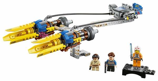LEGO Star Wars Anniversary Podracer