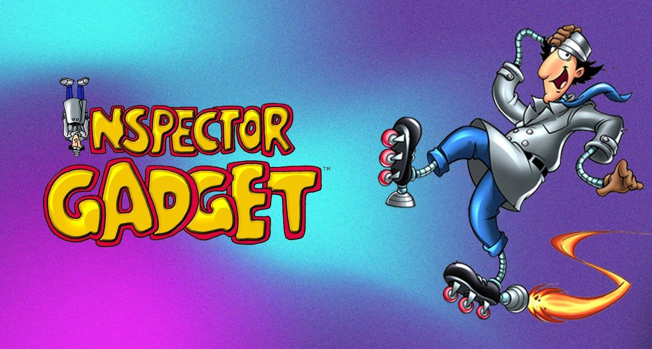 Twitch to Host Inspector Gadget Stream