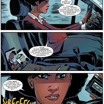 Who Does Misty Knight Meet in the Parking Lot in Frank Tieri's Web of Venom: Cult of Carnage #1?