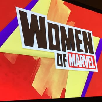 The Women of Marvel Panel at C2E2