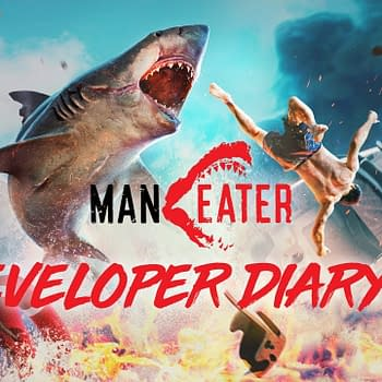 "Shark RPG ""Maneater"" is Celebrating Shark Week with a Dev Diary"