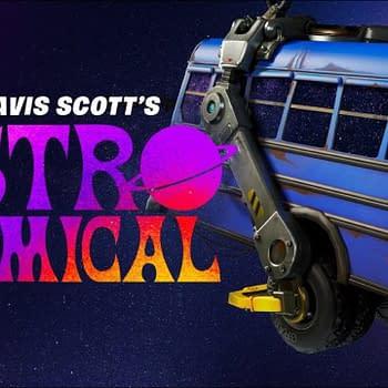 Fortnite Travis Scott