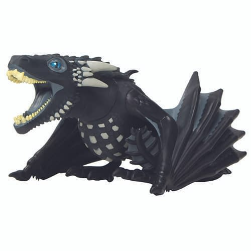 """Titan SDCC Exclusive Game of Thrones 4.5"""" Viserion – Wight Dragon"""